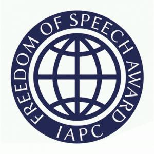 IAPC Freedom of Speech Award