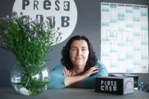 Leaders of Press Club Belarus have been in custody for 5 months